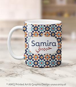 Tasse Samira - Carneval Collection Marocco
