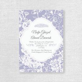 Magnolien Traum lila