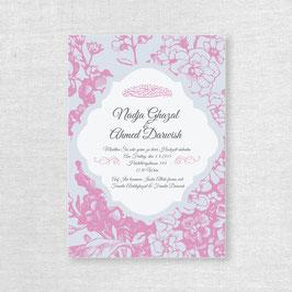 Magnolien Traum pink