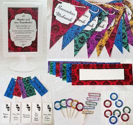 Ramadan Box: Decoration Set
