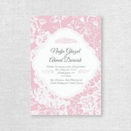 Magnolien Traum rosa