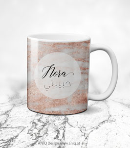 Tasse Martino - Collection Marble