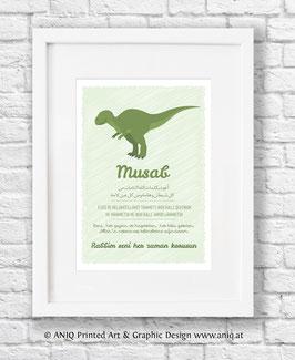 DİNOZOR T-Rex