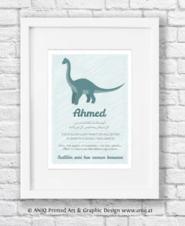 DİNOZOR Brachiosaurus