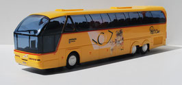NEOPLAN 1 POSTAUTO POST CAR GRAUBUNDEN