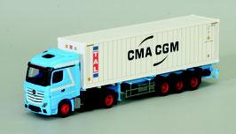 AWM 53729 ACTROS CMA CGM