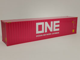 HERPA ONE PINK 40 FT
