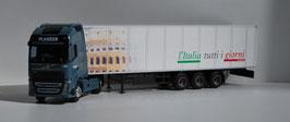 VOLVO FH XL 7.704 PLANZER / REMORQUE ROME