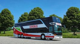 SETRA 431 DT  SWISS EXPRESS EUROBUS