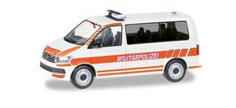 HERPA 700726 VW T 6 MILITARPOLIZEI