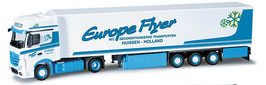 HERPA 301466 ACTROS EUROPE FLYERS