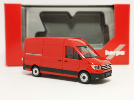 HERPA 092982 VW CRAFTER ROT