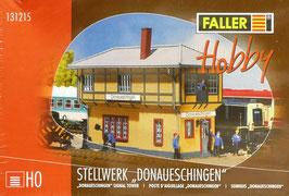 FALLER 131215  POSTE AIGUILLAGE / STELLWERK   DONAUESCHINGEN