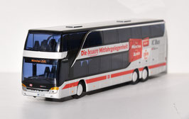 SETRA 431 DT DB / SBB CFF MUNCHEN ZUG
