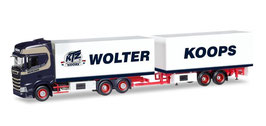 HERPA 308946  SCANIA CS 20 WOLTER KOOPS MIT TANDEM