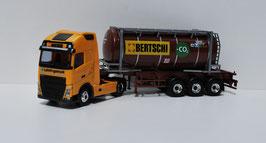 VOLVO FH 04 LEHRLINGSTRUCK BERTSCHI  -CO2  BIDU 495899 7