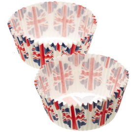 "PAPIERFÖRMCHEN ""Union Flag Design"""