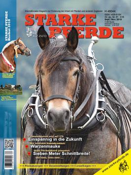 STARKE PFERDE Zeitschrift (Jahrgang 2016/2017/2018)