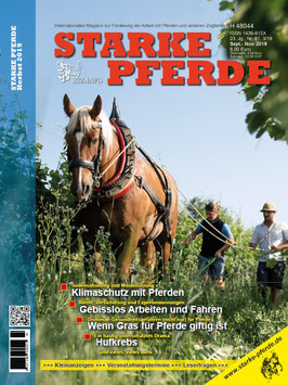 STARKE PFERDE Zeitschrift (Jahrgang 2016/2017/2018/2019)