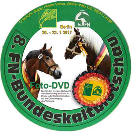 Foto-DVD Bundeskaltblutschau 2017