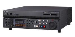 放送用 XDCAMステーション「XDS-1000」XDCAM Deck / IT Server with two SxS memory slots and 1TB HDD