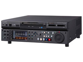 放送用 Sony XDS-PD1000 Professional Media Station / IT Server with two SxS memory slots and 1TB HDD