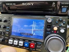Sony 放送用 XDCAMデッキ「PDW-HD1500」XDCAM HD Player/Recorder