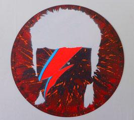 Disque Vinyle Décoratif - David Bowie