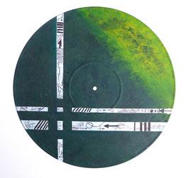 Disque Vinyle Décoratif INVADER COMMUNICATION