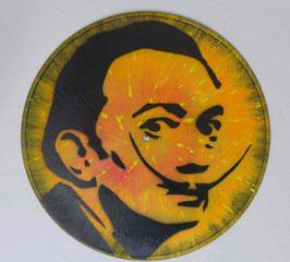 Disque Vinyle Décoratif - SALVADOR DALI