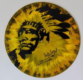 Disque Vinyle Décoratif INDIAN VINTAGE