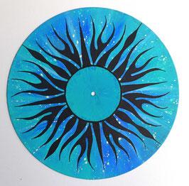 Disque Vinyle Décoratif ABSTRACT EXPLOSION