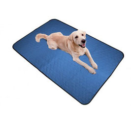 Cooling Pet Pad / Blanket Pacific Blue