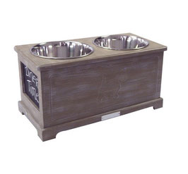 Feeding bowl Luxus Teak