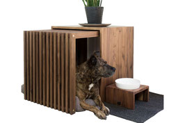 Indoor Hundehaus Design 2.0