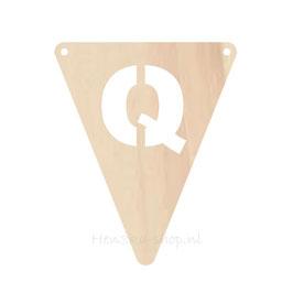 Vlagletter Q