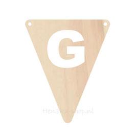 Vlagletter G
