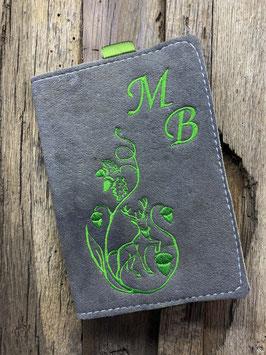 Green Scorecard beanie