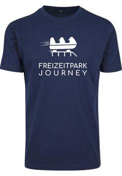 Freizeitpark T-Shirt - Unisex in Blau