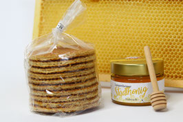 Belgische-Honigwaffeln