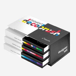Pigment Decobrush Designer Set
