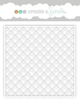 Stencil: Diagonal grid