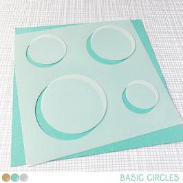 Stencil: Basic Circles