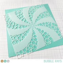 Stencil: Bubble Rays