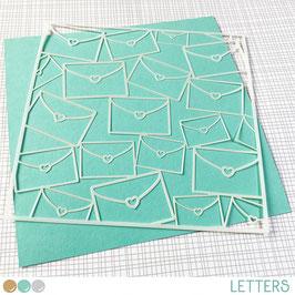 Stencil: Letters