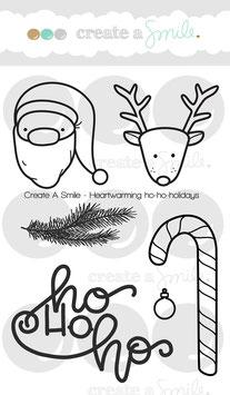 Clear Heartwarming Ho-ho-holidays