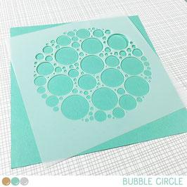 Stencil: Bubble Circle