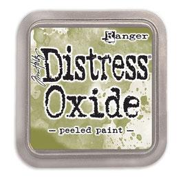 Oxide Ink Pad Peeled Paint