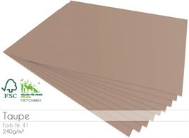 Cardstock Taupe