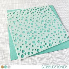 Stencil: Cobblestones